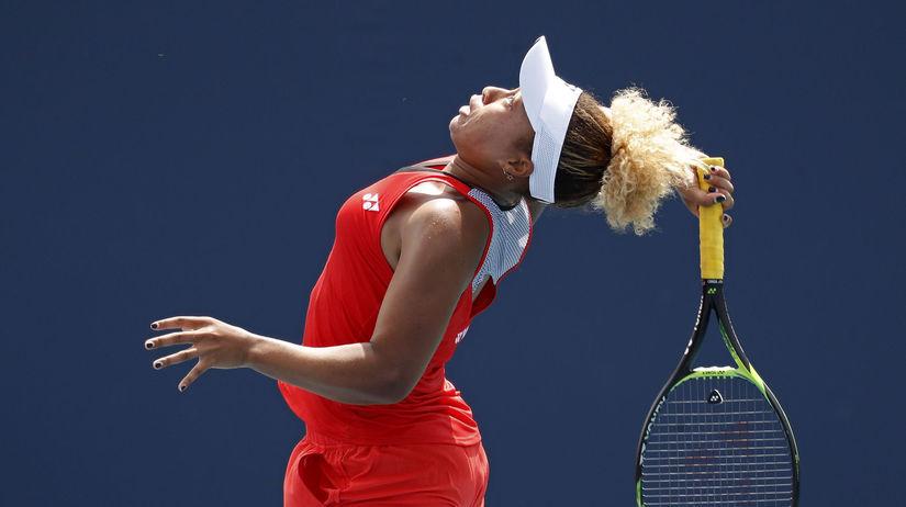 tenis Osaková Miami