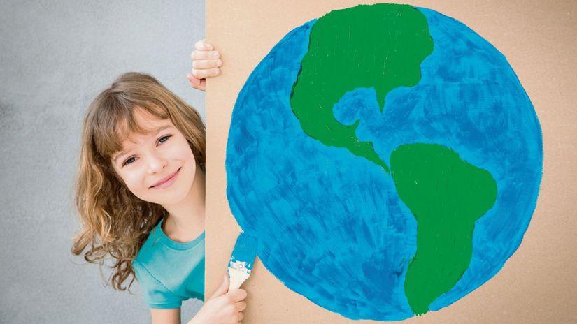 hodina zeme, zemeguľa, mapa, Amerika,...