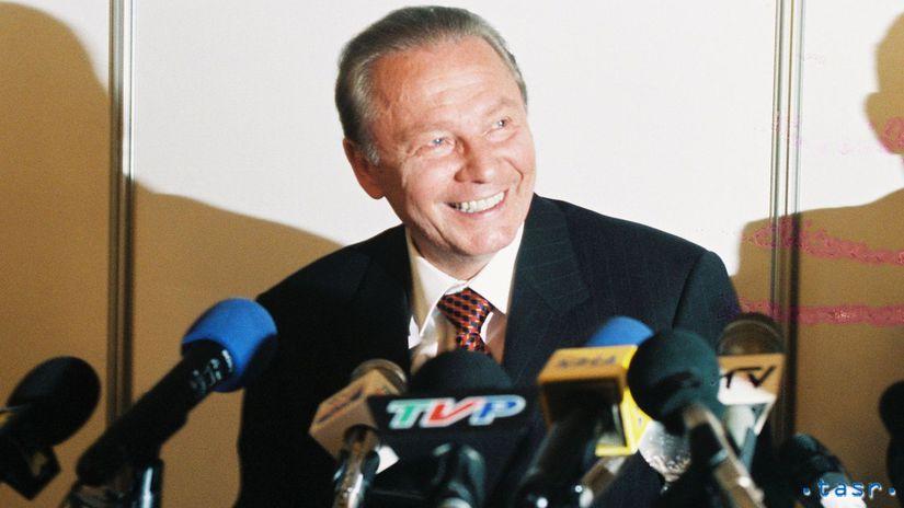 Archív SR Politika Voľby Prezidentské 2 Kolo TK