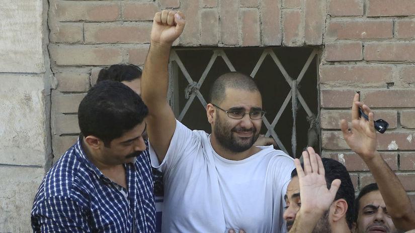 Egypt Activist Released