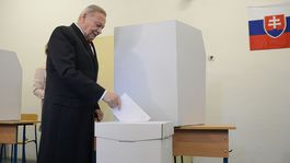 prezidentské voľby 2019, Rudolf Schuster