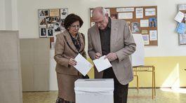 volby gašparovič