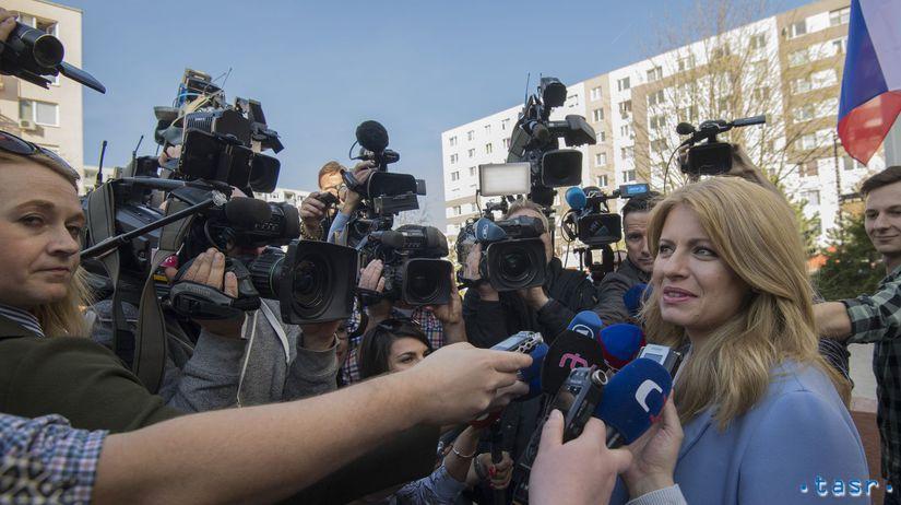 SR Pezinok volby19 prezident 2. kolo Čaputová BAX