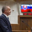 Andrej Kiska, parlament, prezident, prejav, stav republiky,