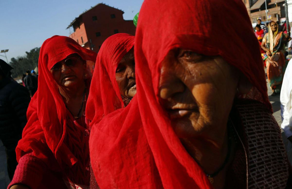 Nepál, Indky, Káthmandu