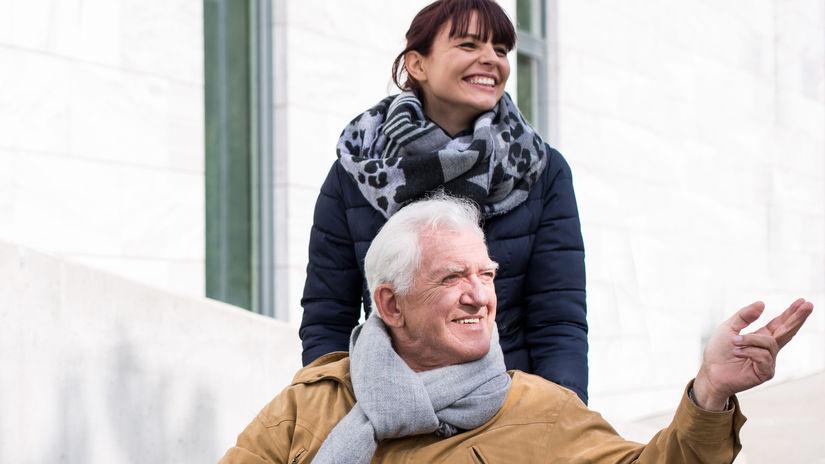 opatrovanie, opatrovníctvo, dôchodca