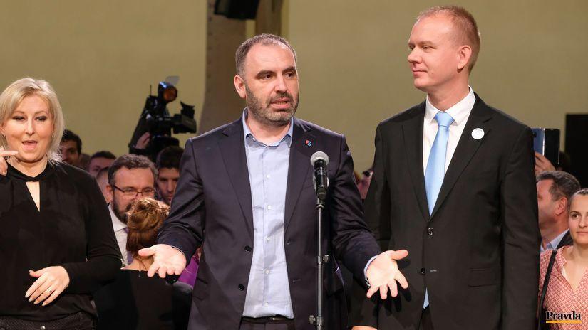 prezidentské voľby 2019, ivan štefunko,...