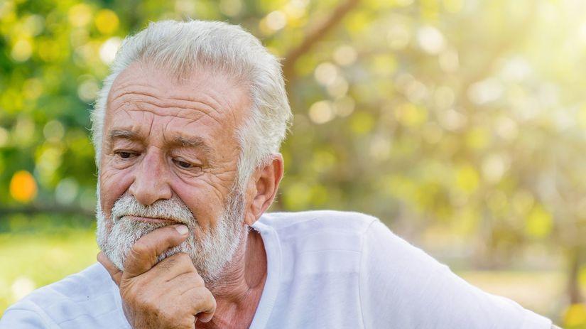 senior, dôchodca