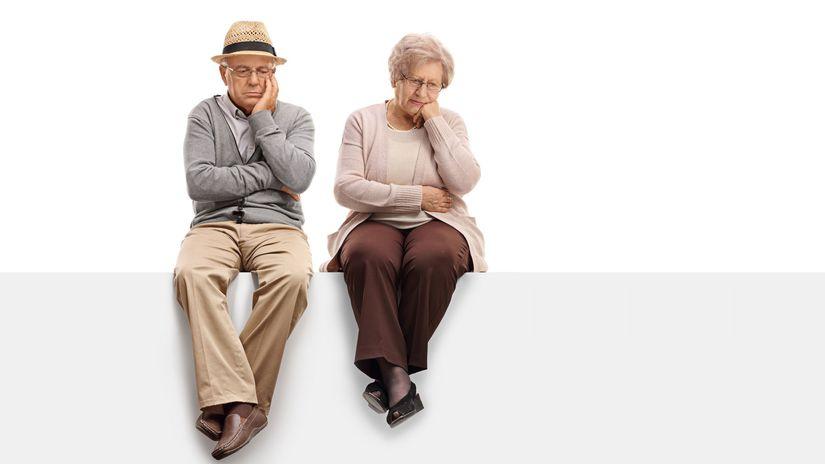 seniori, dôchodcovia