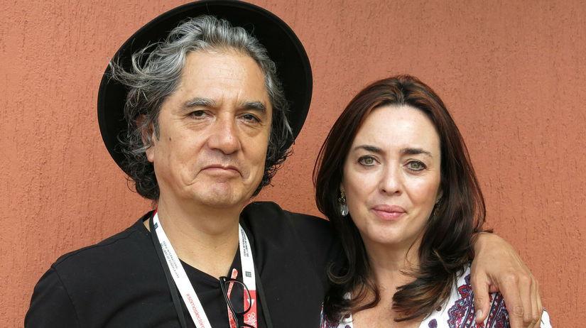Armando Vega Gil a spisovateľka Beatriz Rivas