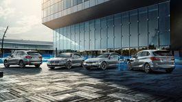BMW - nové plug-in hybridy 2019