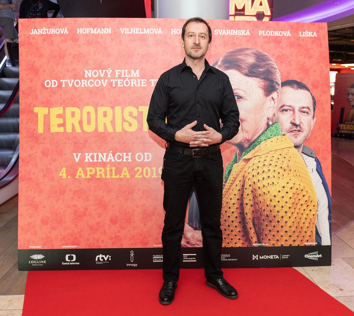 Český herec Martin Hoffman si zahral vo filme...
