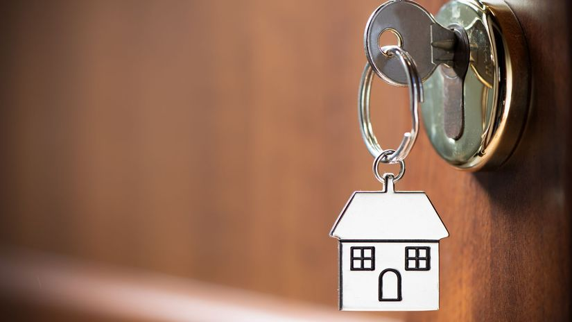 dom, kľúč, byt