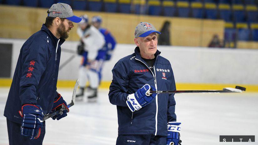 Michal Handzuš, Craig Ramsay