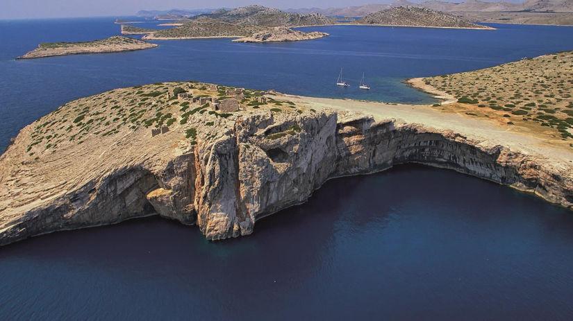 Chorvátsko, more, chorvátske pobrežie
