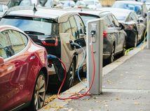 Nórsko - elektrické autá