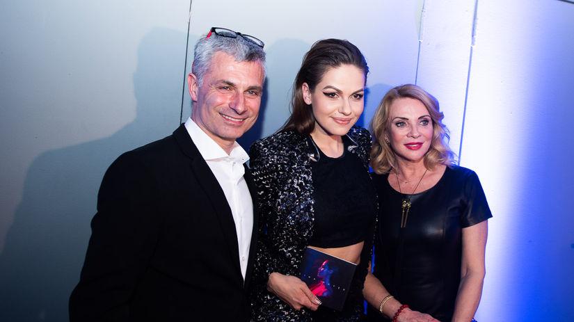 Zdena Studenková, braňo kostka
