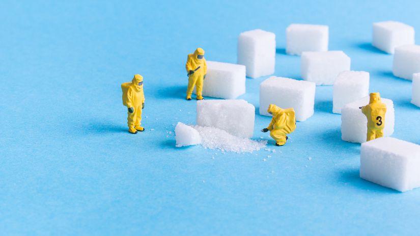 diabetes, cukor