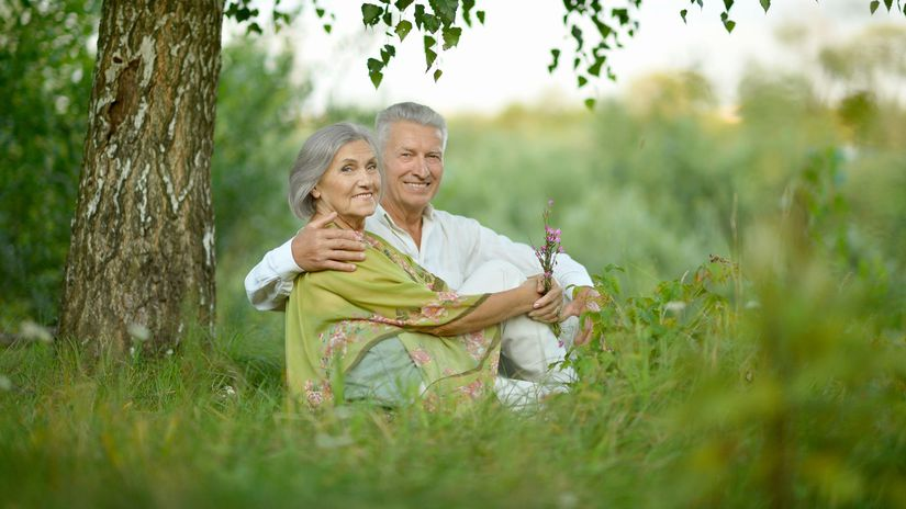 dôchodci, seniori