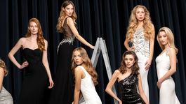 88e8f4a6f Finálová dvanástka aktuálneho ročníka Miss Slovensko 2019.