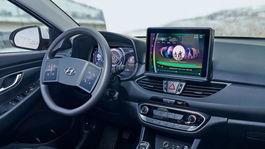 Hyundai - nové displeje
