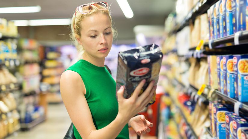 nákup, potraviny