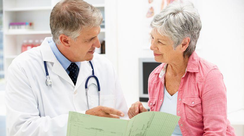 pacient, lekár, doktor
