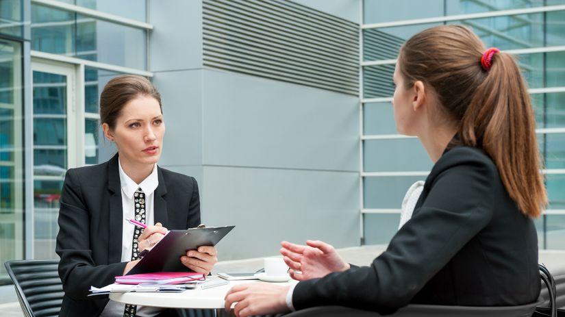 pohovor, práca, zamestnanie