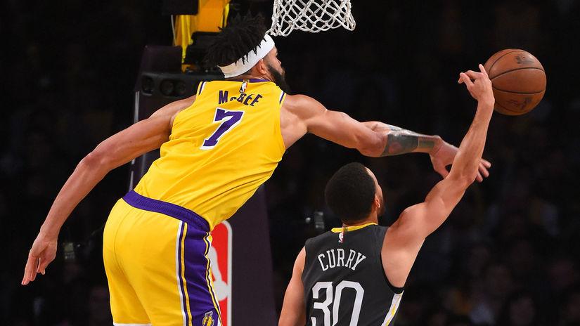 BASKETBALL-NBA-LAL-GSW/