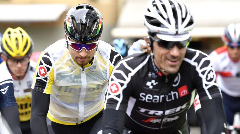 Peter Sagan, Fabian Cancellara