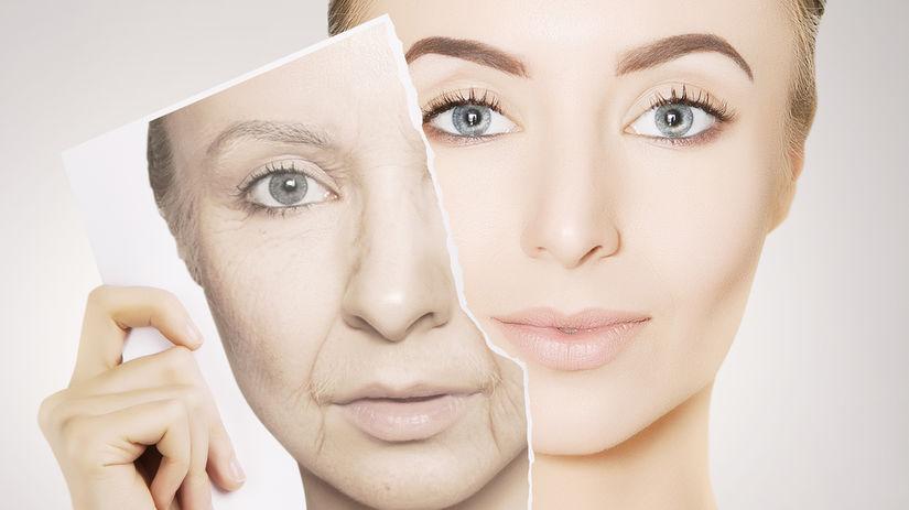 tvár, krém, mladosť, omladzovanie, anti-age