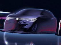 VW - koncept EV SUV Šanghaj 2019