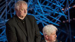 Martin Šulík  a Rudolf Biermann