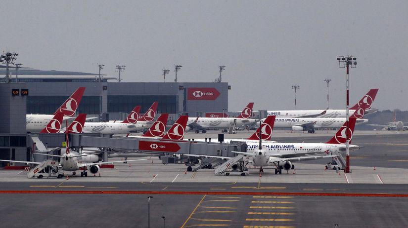 Turecko, Istanbul, letisko