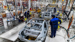 Mercedes-Benz Moscovia - nový výrobný závod v Rusku