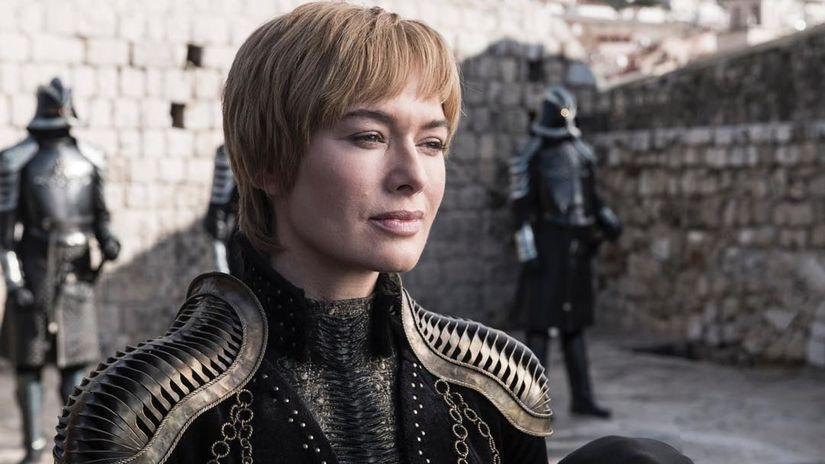 lena headey, hra o tróny, game of thrones, cersei,