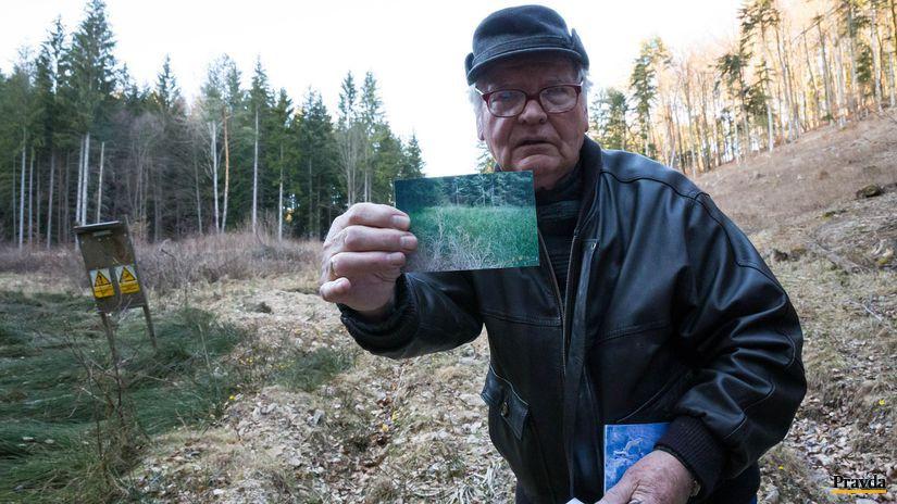 Anton Lycius ukazuje, ako vyzerala mokraď pred...