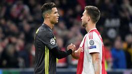 Cristiano Ronaldo, Joel Veltman