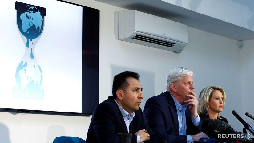 Ekvádor, ambasáda, Londýn, Julian Assange