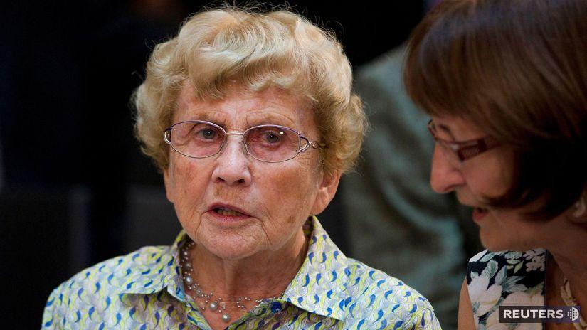 Herlind Kasnerová, merkelová, matka