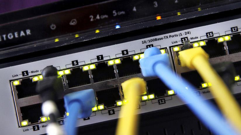 internet, sieť, kábel, router, modem, web