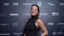 Modelka a tenistka Romana Tabaková.