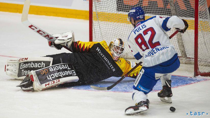 Nemecko šport hokej Slovensko