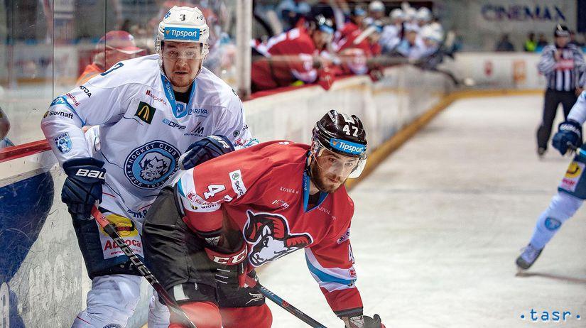 SR Banská Bystrica hokej TL Finále 2. zápas...