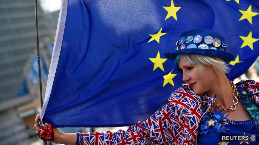 Summit EÚ - Británia - Brexit