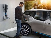 Elektromobily - nabíjanie