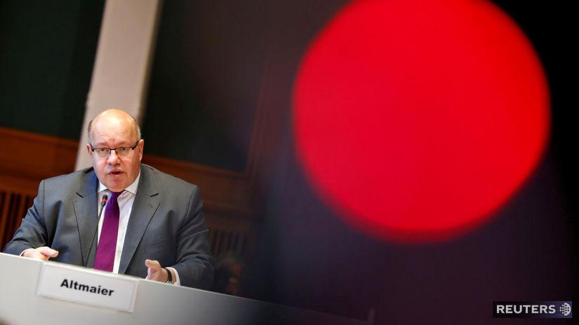 Nemecko, Minister hospodárstva, Peter Altmaier