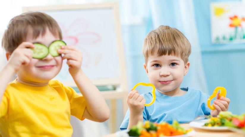 škôlkar, zelenina, strava, zdravé stravovanie,...
