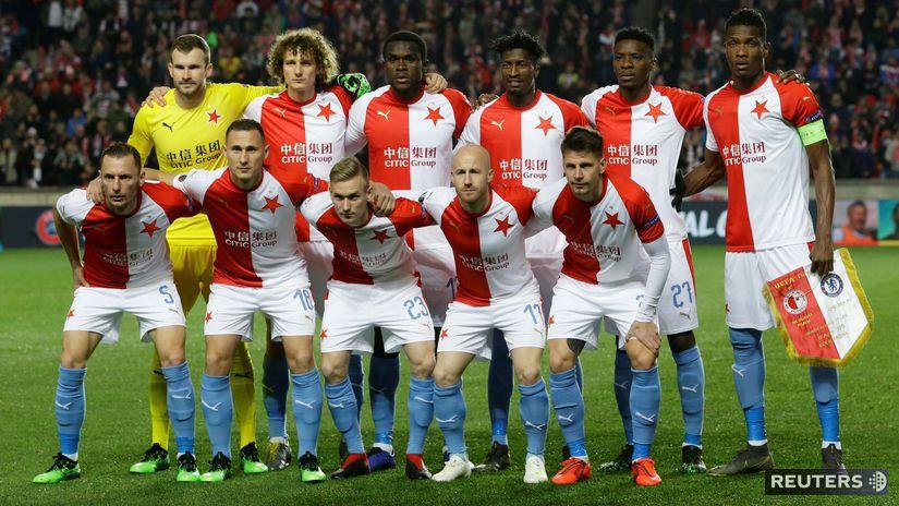 Slavia, Chelsea