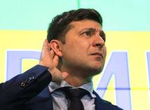 Plyn hýbe Ukrajinou. Zelenskyj chce v MMF vybaviť nižšie ceny